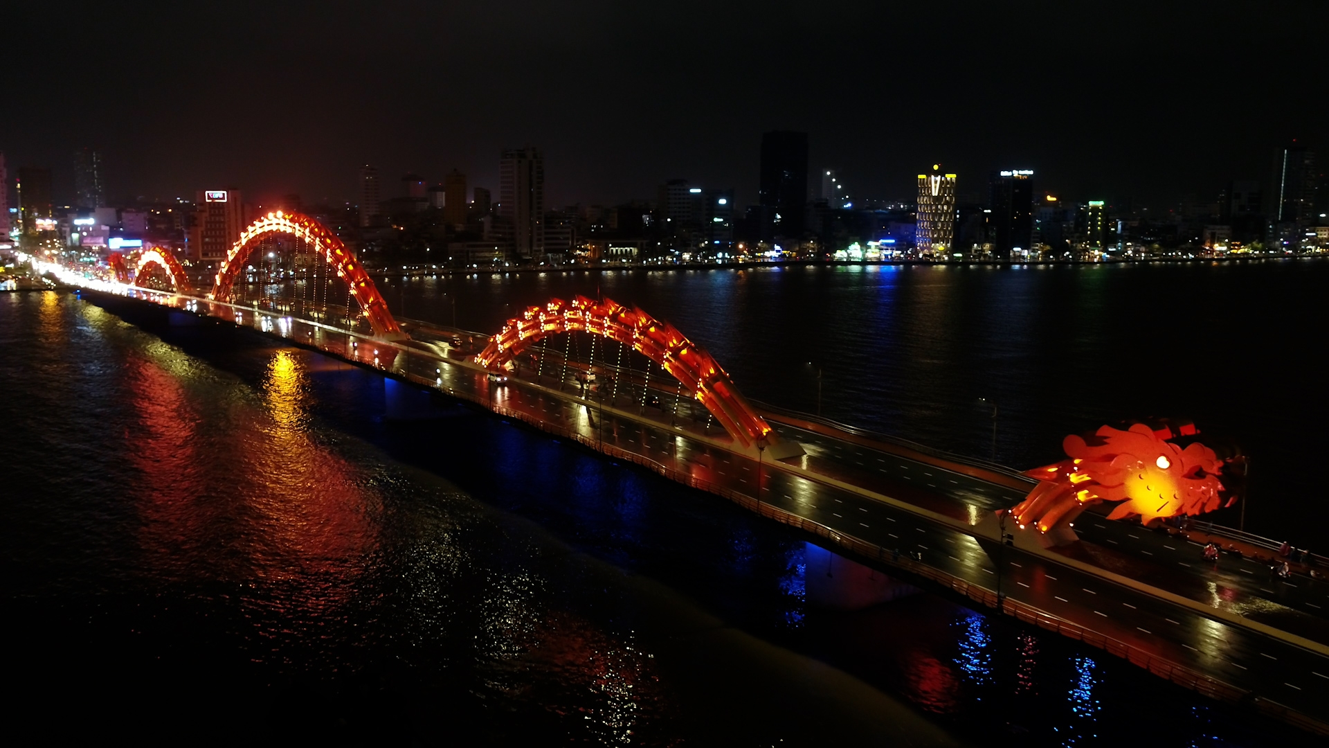 Orange Da Nang city   Lighten up and Take actions