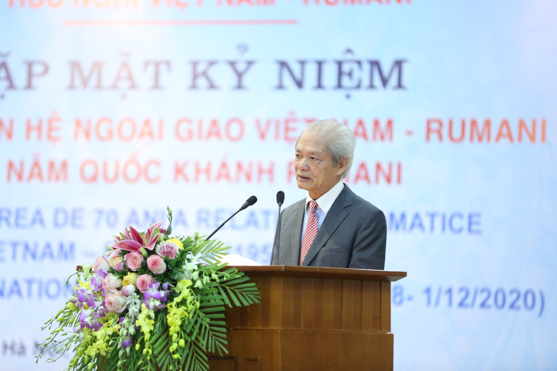 102nd national day (great union) of romania marked in hanoi
