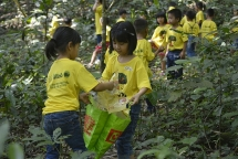valuing nature in childhood program for nearly 6000 children in 3 years