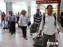 over 130000 labourers head overseas for work in 11 months
