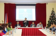 vietnamese association in czech plans 70th anniversary of two countries ties
