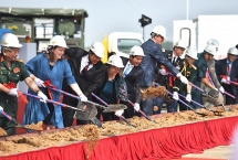 dioxin remediation operations at bien hoa airbase kicked off