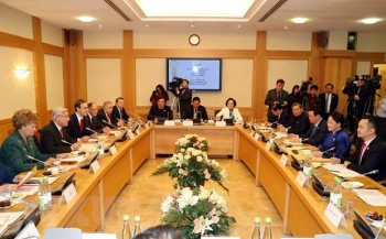National Assembly Chairwoman meets Tatarstan's State Council