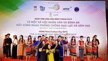 Day of Culture of Peace 2019 takes place in HCMC