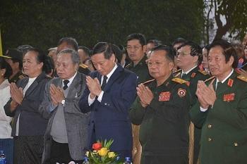Requiem prays for fallen Vietnamese volunteer soldiers in Laos