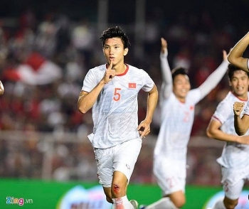 Vietnam claims first SEA Games gold medal in men