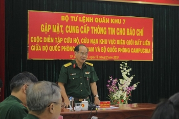 Vietnam, Cambodia to hold first land border search, rescue drill