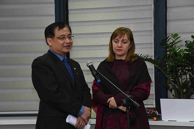 ukraine vietnam friendship association promotes bilateral ties