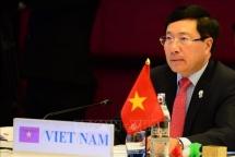 vietnam eu boost comprehensive cooperation