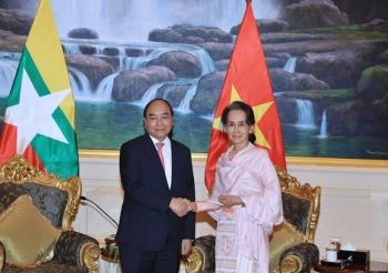 Vietnam, Myanmar to expand all-around cooperation