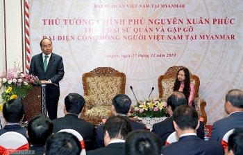 PM asks embassy to promote teaching and learning of Vietnamese in Myanmar