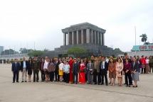 vietnam venezuela tighten traditional friendship