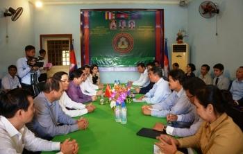 Vietnam, Cambodia seek to reduce congestion at Moc Bai – Bavet border gate