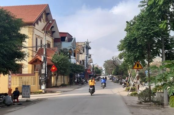 ninh binhs kim son district four focal areas of development