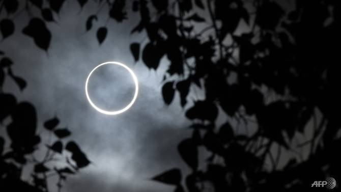 last solar eclipse of the decade wows across asia