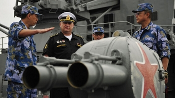 Russia, Iran, China to hold three-day joint naval drills