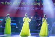 vietnam china friendship singing contest helps better mutual understanding