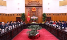 proposal suggests removing two ministries one deputy pm