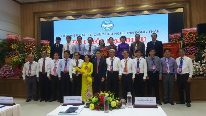 dong thap union of friendship organizations convenes third congress