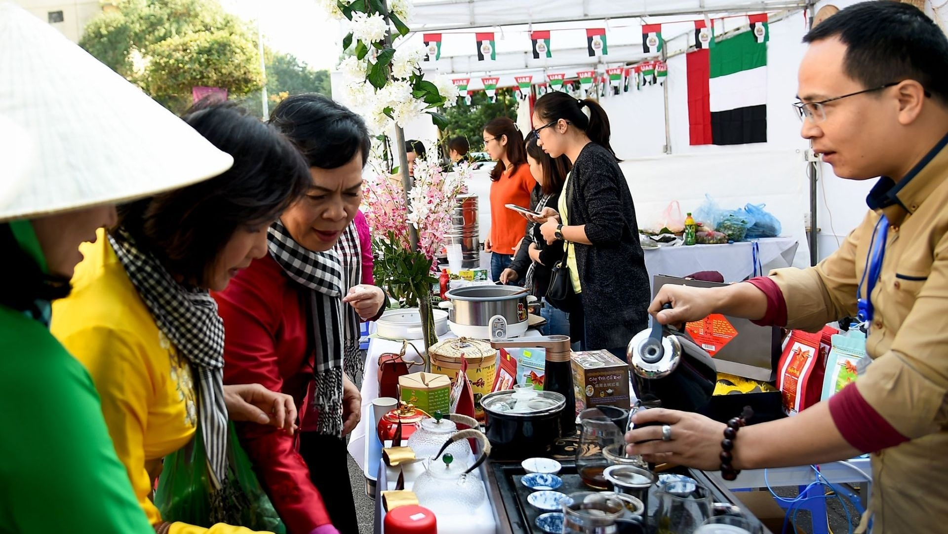 International Food Festival 2020 to kick off in Hanoi this weekend