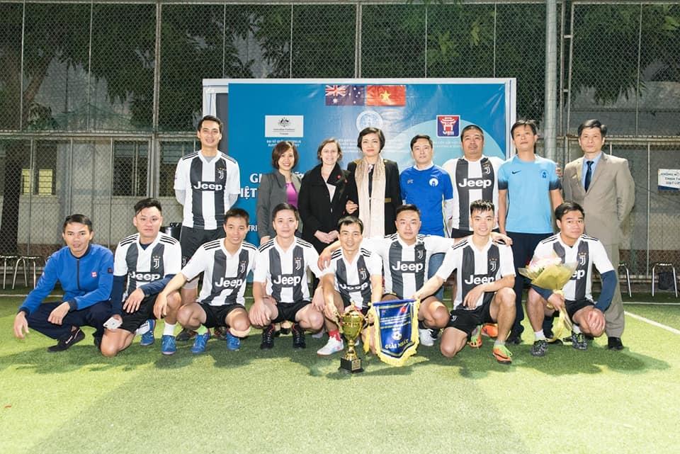 Vietnam   Australia friendship football tournament 2020