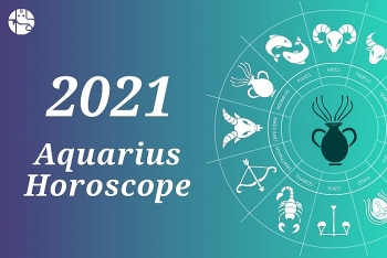 Yearly Horoscope 2021: Astrological Prediction for Aquarius