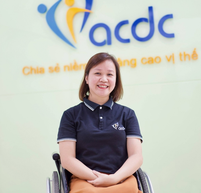 Two Vietnamese women earn 2020 Henry Viscardi Achievement Awards