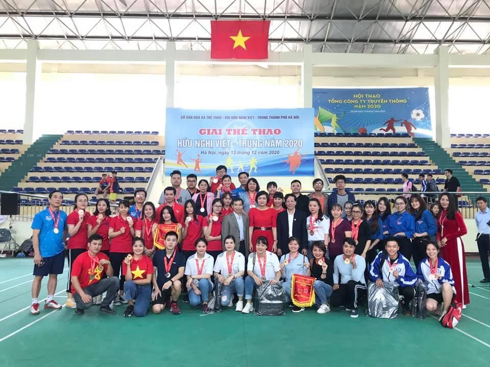 Sport exchange helps strengthen Vietnam China solidarity