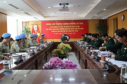 Vietnam asked to establish Center for Disease Control and Prevention at South Sudan