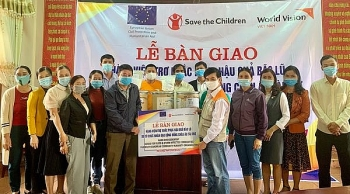 two ngos support vulnerable households and children in central vietnam
