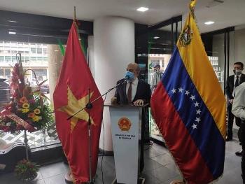 vietnam venezuela diplomatic ties 31st founding anniversary celebrated