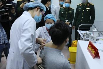 vietnam testing covid 19 vaccine on three volunteers