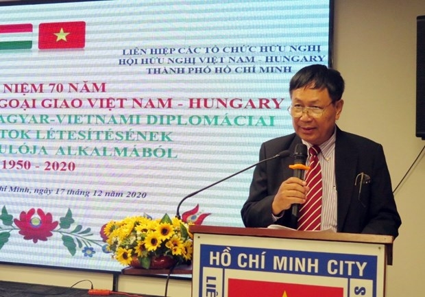 HCM city, hungary expand cooperation in various fields