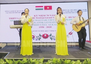 hcm city hungary expand cooperation in various fields