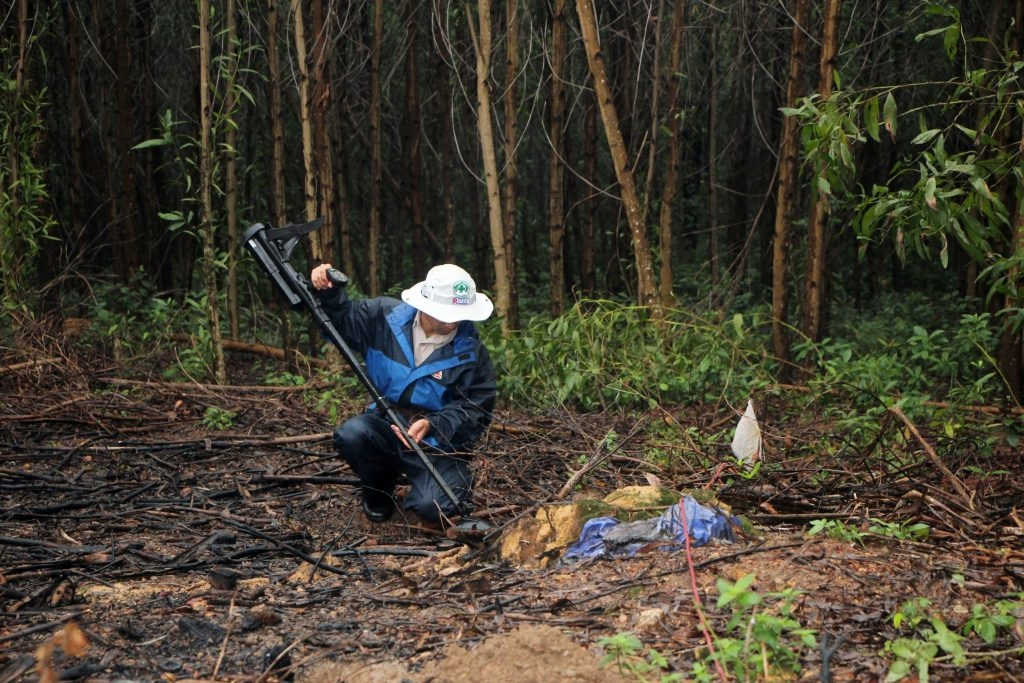 Quang Tri thanks NGOs for achievements' support to humanitarian mine clearance