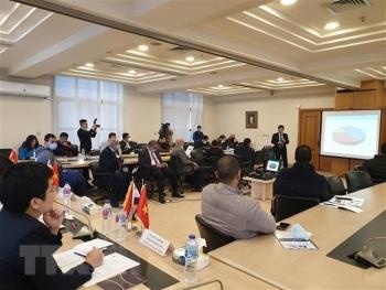 online exchanges connect vietnam egypt enterprises amid covid 19
