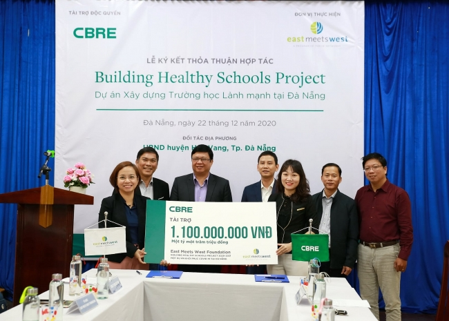 COVID-19 recovery project started in Da Nang