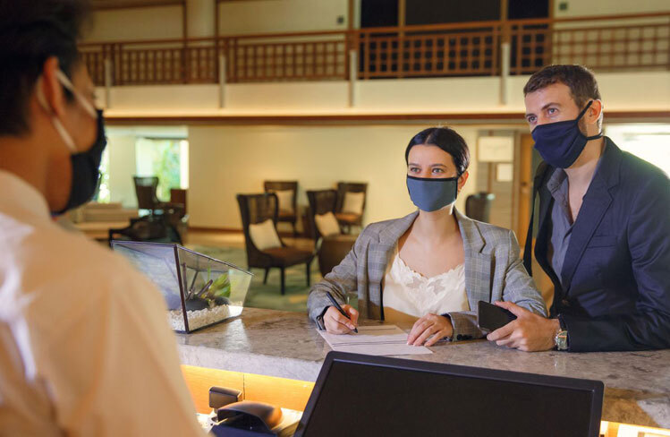 How to stay safe at hotels during Covid-19