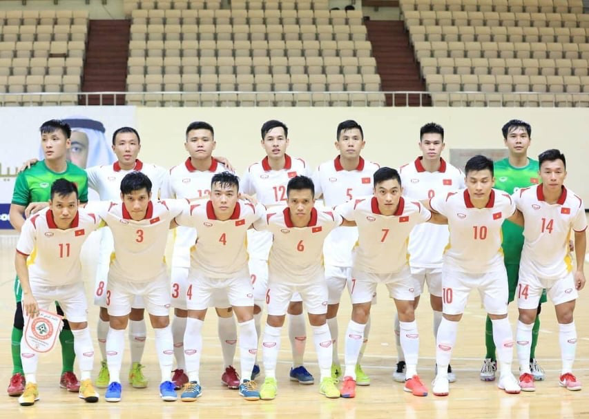 Vietnam officially qualifies for FIFA Futsal World Cup