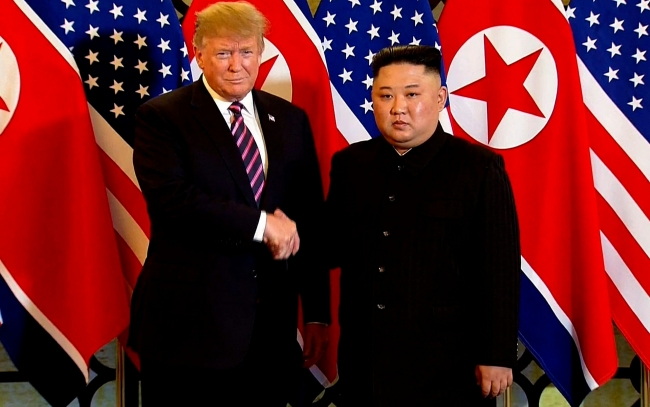 North Korea unwilling to have another conversation with the U.S.