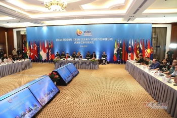international opinions regarding south china sea dispute at asean regional security conference