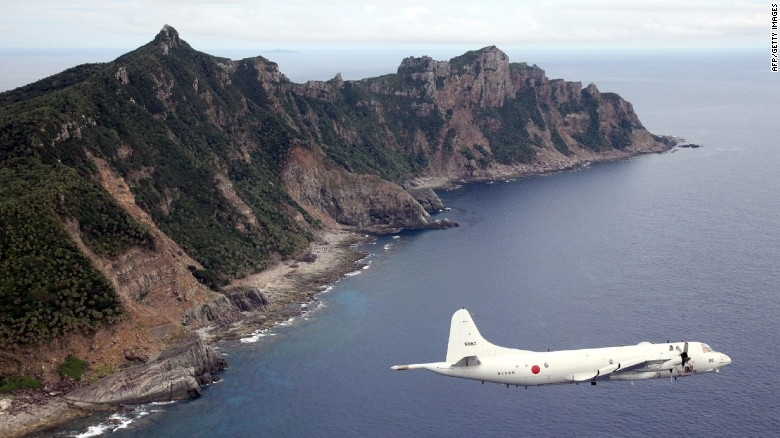 Japan: Chinese ships continuously appeared near disputed Senkaku islands over last 3 months