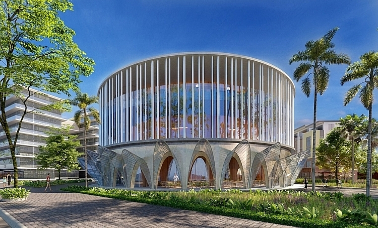 meyhomes capital phu quoc the future centre of the proposed phu quoc city