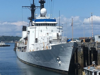 United States Transfers 2 Patrol Vessels  To Vietnam Coast Guard