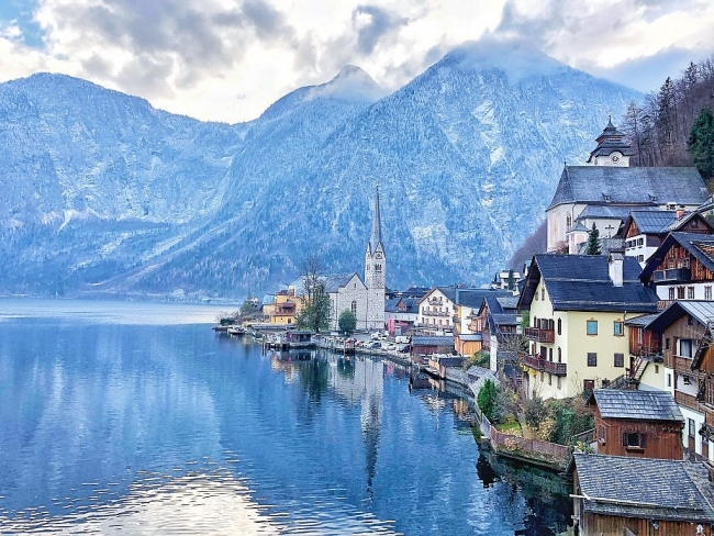 Real-life fairytale towns around the world
