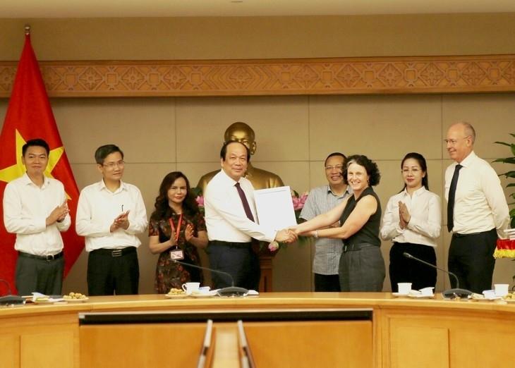 Australian Deputy Ambassador: Vietnamese People Are Kind-Hearted, Hardworking And Optimistic