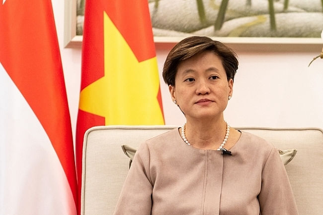 Singapore Seeking New Fields Of Cooperation With Vietnam