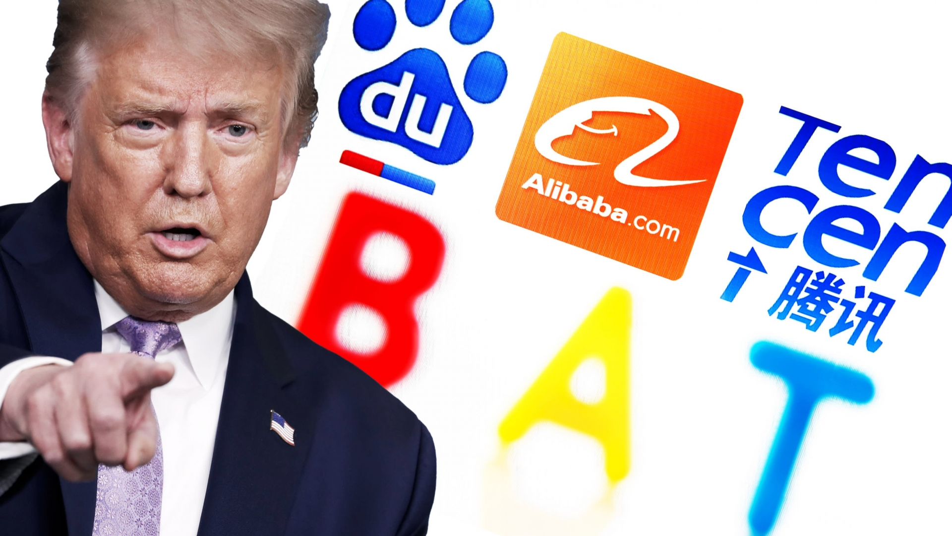 Follow Tiktok And Wechat, Alibaba Could Be Trump