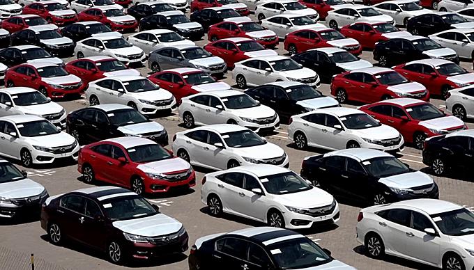 car imports plunge while coal go up