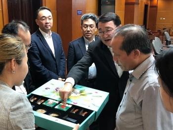 cj group shows interest in rice research center establishment in vietnam